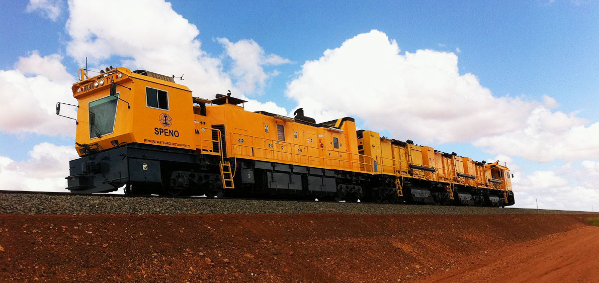 Speno Rail Maintenance Australia Pty. Ltd – Services