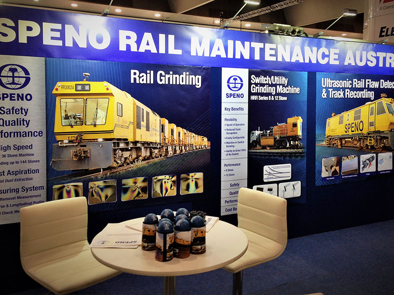 Speno Rail Maintenance Australia Pty. Ltd – The complete package