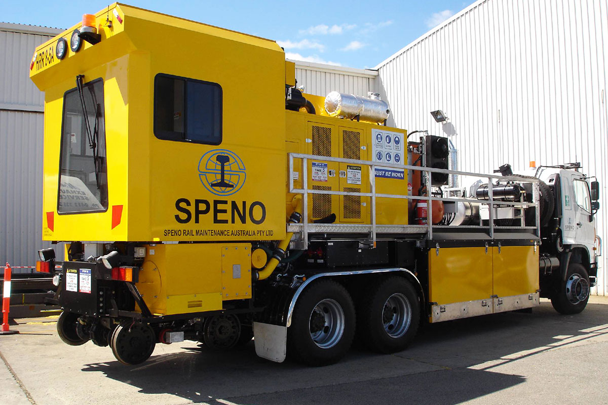 Speno Rail Maintenance Australia Pty. Ltd – Building relationships
